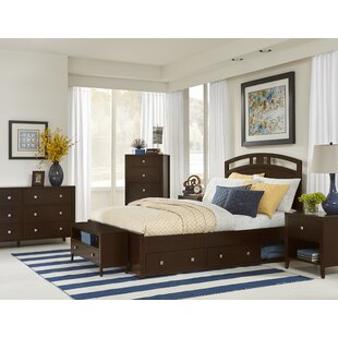 Granville Twin Arch Platform Bed