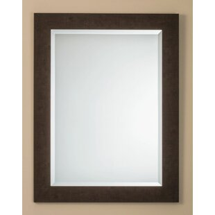 Red Barrel Studio Gingras Framed Wall Mirror
