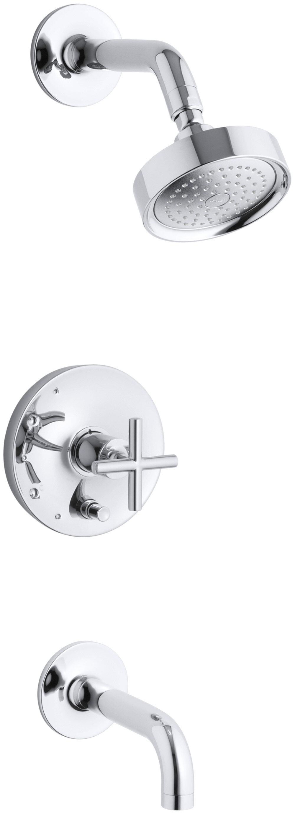 faucets high amazon sink bathroom arc com eva valve tub roman moen two faucet handle dp without hand chrome and shower