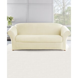 3 Piece Sofa Slipcover Sets | Wayfair