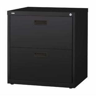 Darius 2-Drawer Lateral File by Symple Stuff Best #1