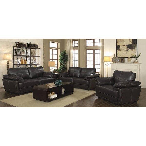 Munsell 3 Piece Living Room Set