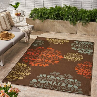 Red Barrel Studio Red Barrel Studio Anaya Indoor Outdoor Area Rug Sect5486 Rug Size 5 2 X 7 6 Dailymail