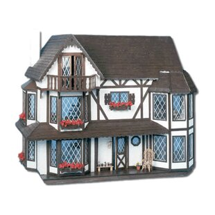 Top Harrison Dollhouse By Greenleaf Dollhouses