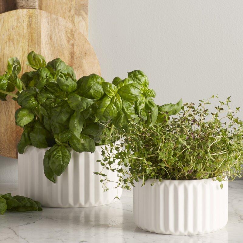 pot planter set