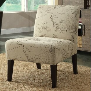Stancil Slipper Chair by Bay Isle Home