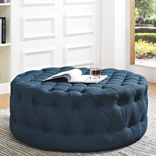 Amour Cocktail Ottoman by ..