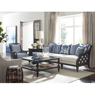 Online Reviews Royal Kahala Configurable Living Room Set by Tommy Bahama Home Reviews (2019) & Buyer's Guide