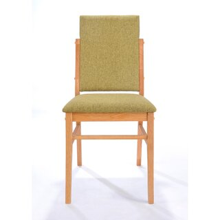 Wehrle Upholstered Dining Chair (Set of 2) by George Oliver SKU:DC392422 Details