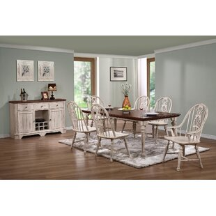 One Allium Way Thibaut 8 Piece Dining Set