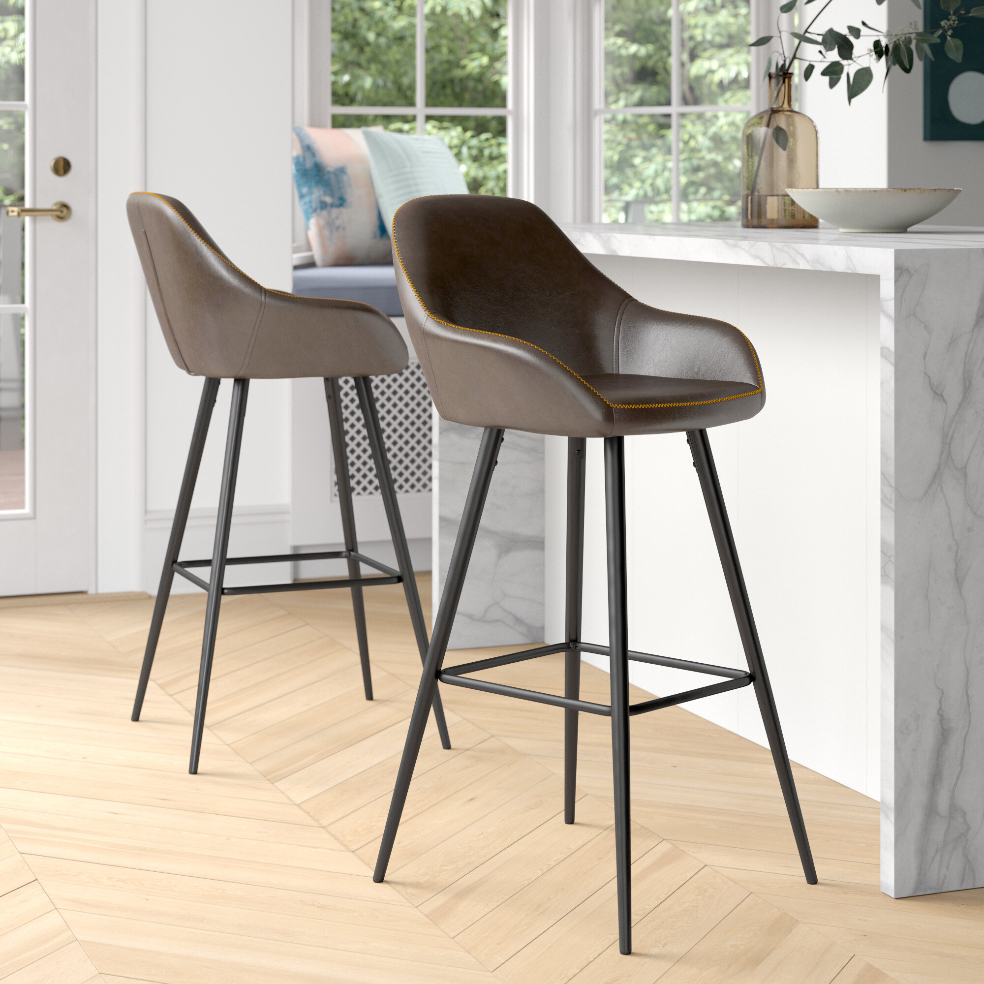 Foundstone Willow Bar Counter Stool