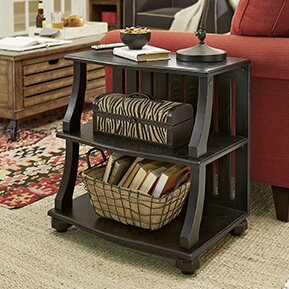 Compare & Buy Fontenay Chairside Table by Loon Peak