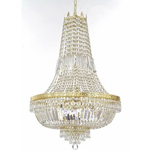 Horowitz 9-Light Chandelie..