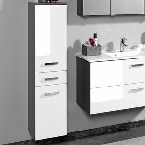 Held Möbel Wandmontierter Waschtisch Bologna mit Armatur