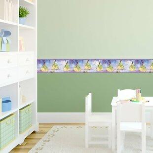 Tiana the Princess Disney Cartoon 15' x 9'' Wallpaper Border ByRetro Art