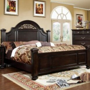 Best Price Bohn Four Poster Bed by Darby Home Co Reviews (2019) & Buyer's Guide
