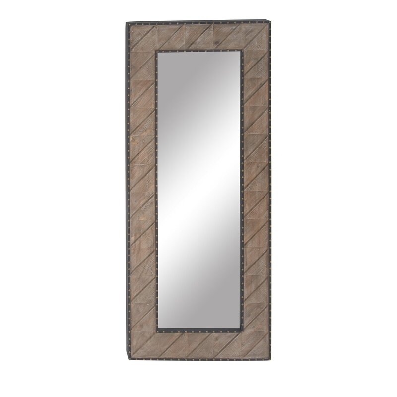 Niklas Traditional Framed Rectangular Full Length Mirror | Joss & Main