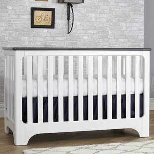 Best Deals Brooklyn Island 3-in-1 Convertible Crib By Suite Bebe