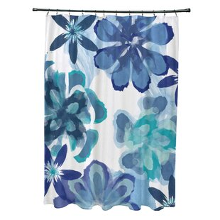 Velasquez Single Shower Curtain