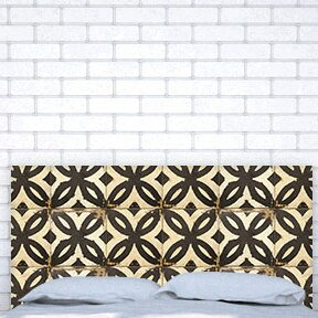 Comparison Upholstered Panel Headboard by Noyo Home