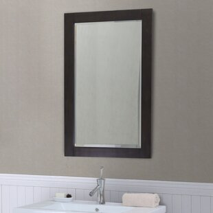 IN Series Beveled Edge Wall Mirror by InFurniture
