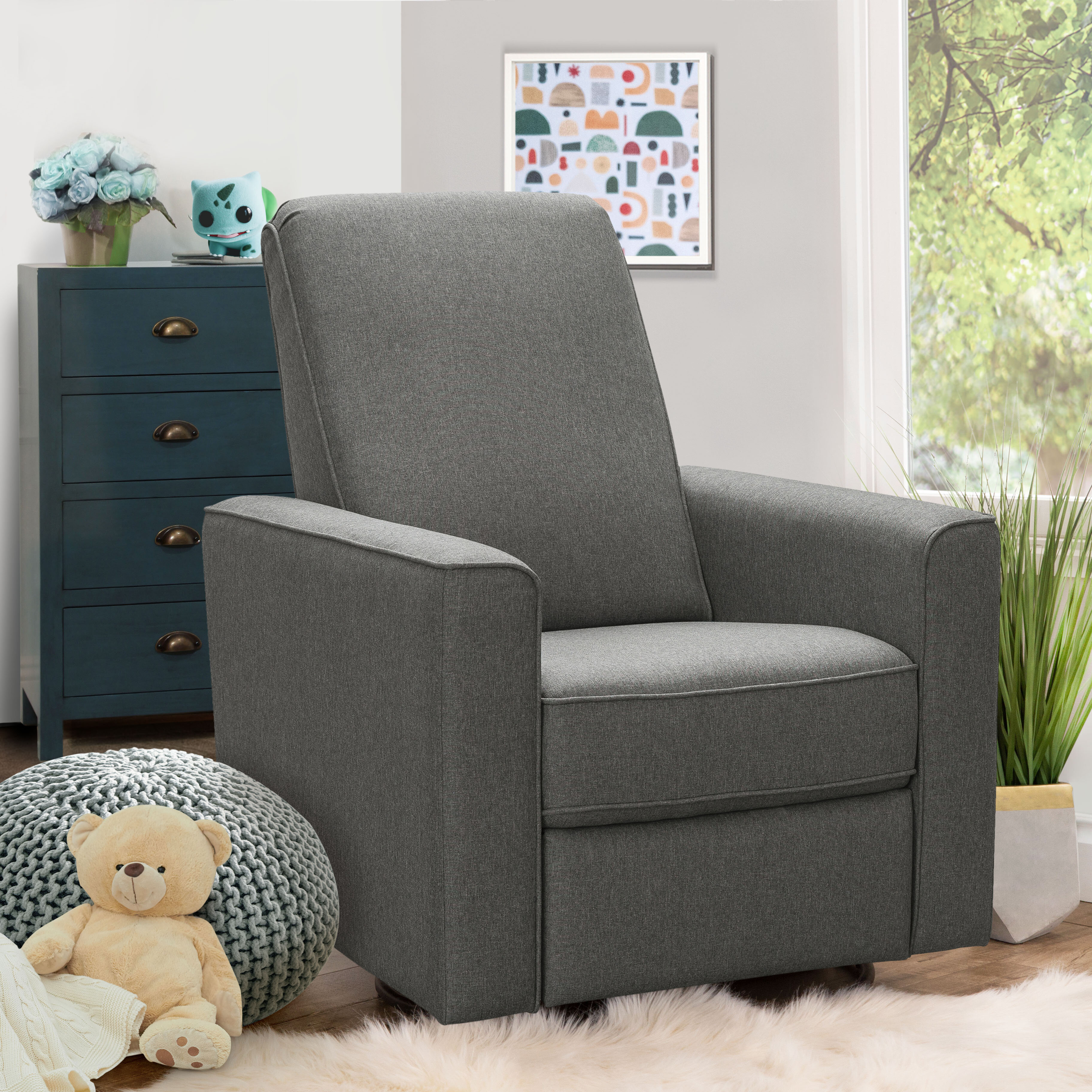Picture of: Nursery Gliders Rockers Recliners You Ll Love In 2020 Wayfair
