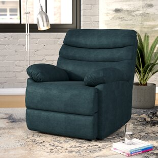 Alday Manual Wall Hugger Recliner