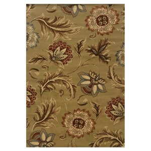 Harper Tan/Gold Area Rug