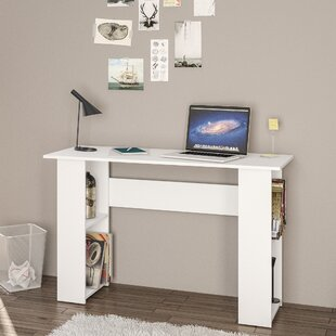 Carty Writing Desk by Ebern Designs Spacial Price