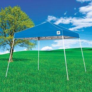 Swift Steel Pop-Up Canopy by E-Z UP