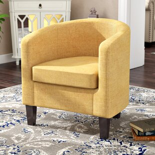 Dumbarton Barrel Chair by Darby Home Co