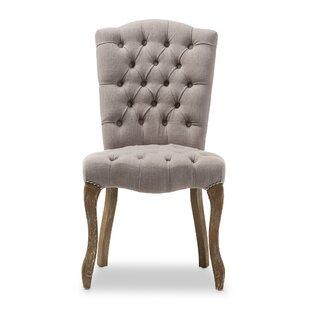 Baxton Studio Geronimo Side Chair by Whol..