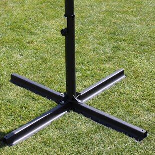 Metal Free Standing Umbrella Base By Freeport Park