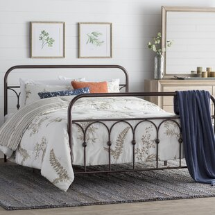 Boris Platform Bed by Gracie Oaks