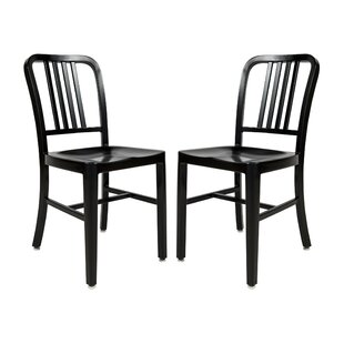 LeisureMod Alton Modern Side Chair (Set of 2)
