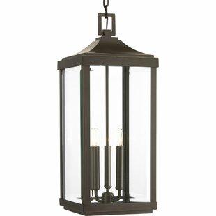 Outdoor hanging lights joss main price 3 light outdoor hanging lantern aloadofball Choice Image