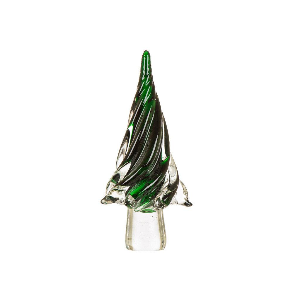 Glitzhome Glass Christmas Tree Sculpture Reviews Wayfair