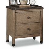 Sheraton 2 - Drawer Nightstand in Brown by Canora Grey
