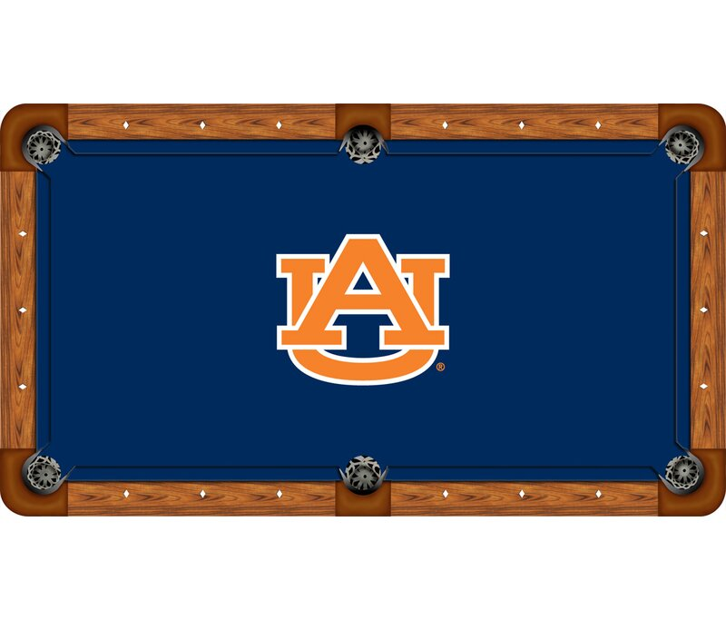 Wave 7 NCAA Recreational Billiard Table Felt & Reviews | Wayfair