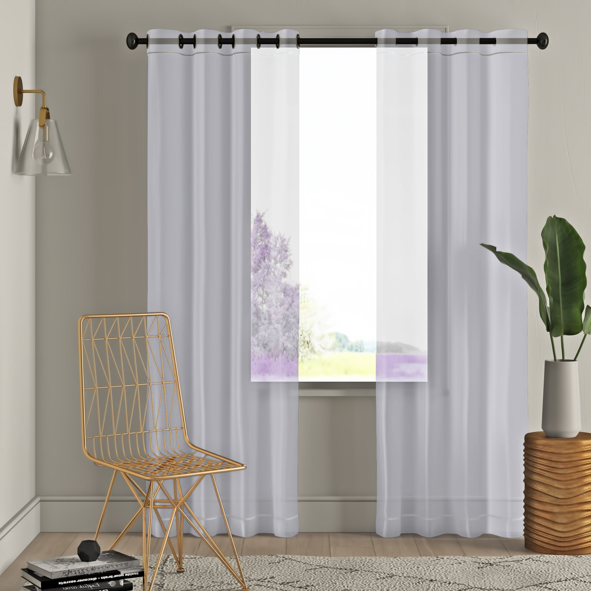 Living Room Curtains Drapes You Ll Love In 2021 Wayfair