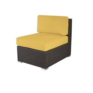 Roque Armless Deep Seating Chair