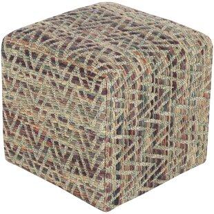 Burney Cube Ottoman by Loon Peak
