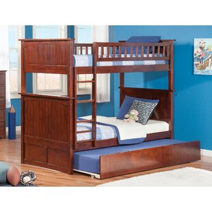 Abbie Twin Over Twin Bunk Bed with Trundle