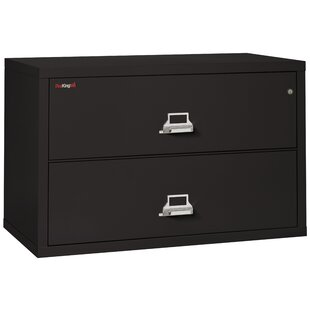 FireKing Fireproof 2-Drawer Lateral File ..