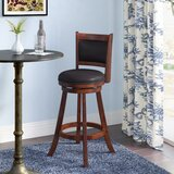 Enmore Bar & Counter Swivel Stool by Darby Home Co