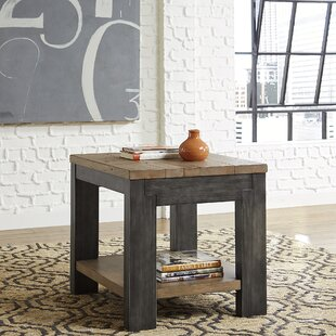 Speer End Table by Williston Forge