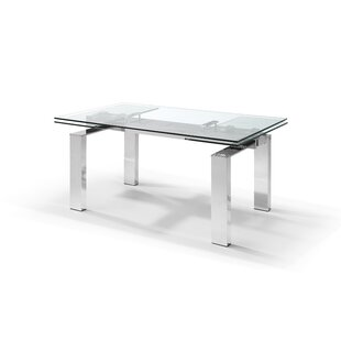 Cuatro Extendable Dining Table Whiteline Imports