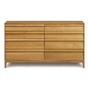 Rizma 8 Drawer Double Dresser