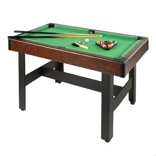 Octagon Bumper Pool Table Wayfair - Hexagon pool table