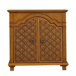 Rizal 2 Door Accent Cabinet